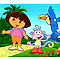 Dora The Explorer - The Itsy Bitsy Spider lyrics