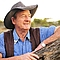 Slim Dusty - Walk A Country Mile lyrics
